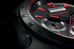 La nouvelle montre Tudor Fastrider Black Shield et sa Ducati Diavel Carbon assortie