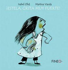 """Estela, una niña tímida y amorosa, transforma su carácter a partir del truco que le ha enseñado Conchita, su maestra: """"cuando alguien quiera hacerte daño, Estela, ¡grita muy fuerte!"""". Y gracias a ese fantástico consejo, Estela obtiene la valentía para afrontar a su tío Anselmo, quien últimamente le hace cosas que a ella no le gustan nada."""