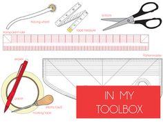 pattern cutting toolbox