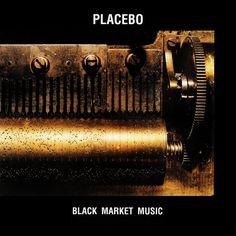 Placebo - Black Market Music on 180g LP