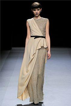 Sfilata Jenny Packham New York - Collezioni Autunno Inverno 2012-13 - Vogue