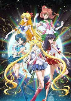 New Sailor Moon Crystal
