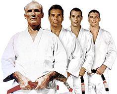 Rener Gracie, son of UFC originator Rorion Gracie and grandson of legendary Brazilian jiu-jitsu grandmaster Helio Gracie, knows all the statistics. Martial Arts Store, Martial Arts Gear, Best Martial Arts, Mixed Martial Arts, Carlos Gracie, Helio Gracie, Dojo, Jiu Jitsu Moves, Skinny
