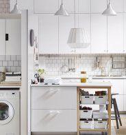 Ikea and gray on pinterest - Module cuisine ikea ...