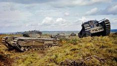Churchill Tankscc