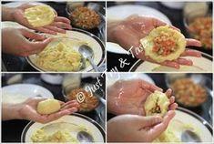 Rice Recipes, Snack Recipes, Dessert Recipes, Cooking Recipes, Snacks, Desserts, Indonesian Food Traditional, Roti Canai Recipe, Snack Box