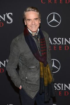 Jeremy Irons - Actors Who Hold The Triple Crown Of Acting - Photos