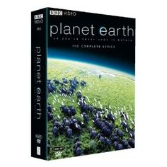 Planet Earth: The BBC Series narrated by David Attenborough. What a fabulous series. Planet Earth Series, Our Planet, Earth For Kids, Facts About Earth, David Attenborough, Thing 1, Discovery Channel, Family Movies, Tk Maxx