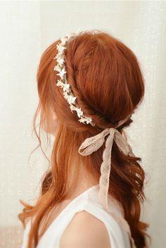 Holiday Hair Ribbons and Bows