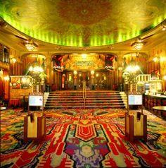 Tuschinski theater, Amsterdam