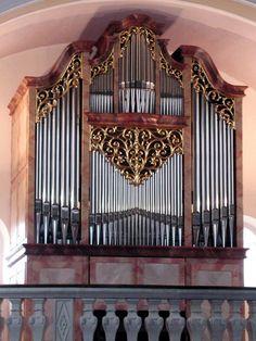 Niederthalheim, St. Margareta – Organ index, die freie Orgeldatenbank