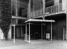 Arne Jacobsen - Rathaus Aarhus, 1942