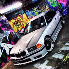 BMW e36 M3 coupe