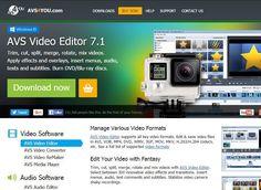AVS Video Editor Version 6.4.1.240 #non