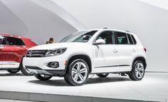 2015 Volkswagen Tiguan SEL White