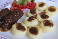 Przepisy Kulinarne: Kluski śląskie