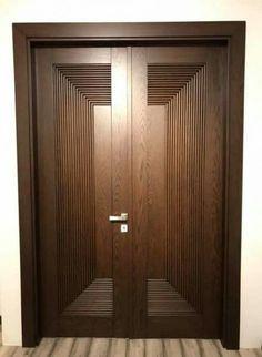 63 Trendy Ideas For Main Door Design Modern Entrance Modern Entrance Door, Main Entrance Door Design, Wooden Main Door Design, Modern Wooden Doors, Double Door Design, Door Gate Design, Door Design Interior, Wooden Front Doors, Front Door Design