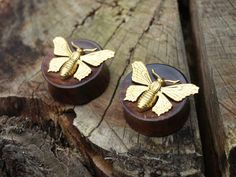 Forest Collection - Butterfly Plugs