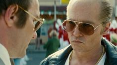 After too many Caribbean vacations, Johnny Depp finally gets back down to some serious business in 'Black Mass.'