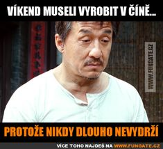Víkend museli vyrobit v Číně Good Jokes, Funny Jokes, Jokes Quotes, Memes, Phone Jokes, Epic Pictures, Funny People, Funny Images, Feel Good