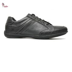 Baskets TBS Loevan gris (carbone), chaussures homme - Chaussures tbs (*Partner-Link)