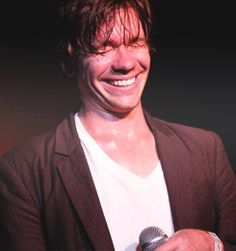 Nate Ruess from the band, FUN