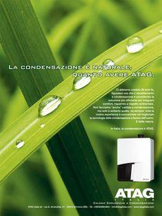Advertising Atag Caldaie a condensazione