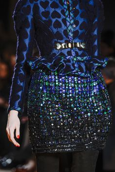 Aquilano.Rimondi Fall 2013 RTW - Details - Fashion Week - Runway, Fashion Shows and Collections - Vogue