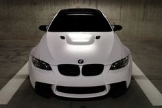 Matte White M3  submitted by Mr. Escobarrrr