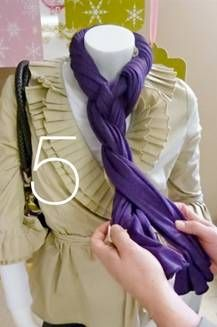 Steps to Great Scarf Tying | DownEast Basics Blog