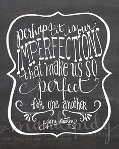 Chalkboard Typography Quotes | ... Other - Jane Austen Quote - Vintage Chalkboard Typography by Mandipidy