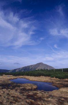 Mount Snezka, #Krkonose #Nationalpark #Czechrepublic