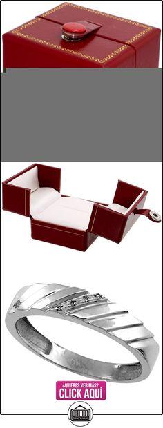 Revoni - Alianza de oro blanco  ✿ Joyas para hombres especiales - lujo ✿ ▬► Ver oferta: https://comprar.io/goto/B005EGOHFY