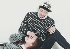 #cute #couple #ulzzang ♥