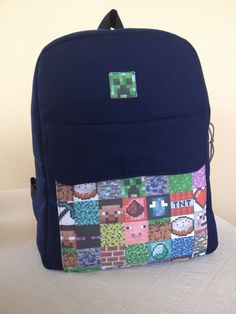 minecraft backpack for youth | Outfits for my handsome boys ...