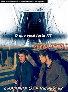 keep calm and call the winchester
