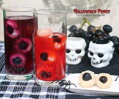 SPOOKY HALLOWEEN PUNCH, my first post for the Halloween Season