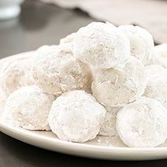 Gluten Free Snowball Cookies | Gluten Free on a Shoestring