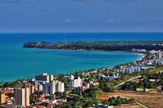 Praia Cabo Branco - João Pessoa - Paraíba - Brasil