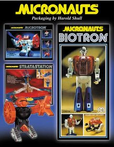 Micronauts....the toy to have!