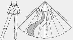 Spiral:dress, skirt - Svet Lana - Picasa Web Albums