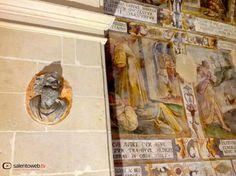 """#monumentsmenWE nella chiesa sconsacrata di #Lecce """"S.Francesco della scarpa"""""""