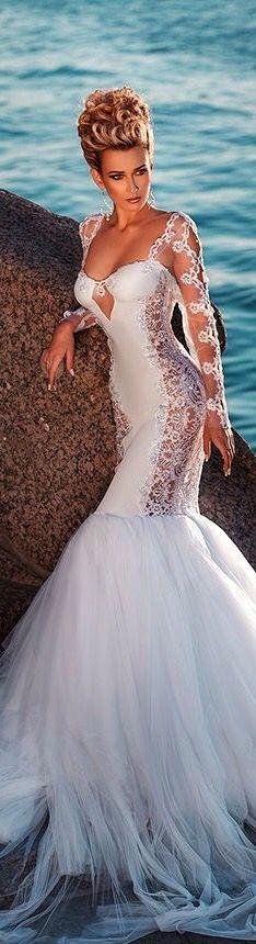 **So Beautiful! ❤️ Mermaid Gown