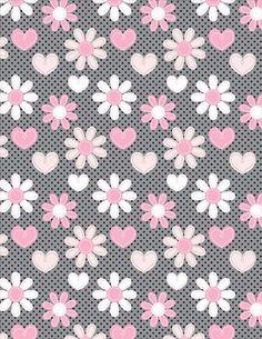 44 ideas for baby girl fondos de pantalla Cellphone Wallpaper, Flower Wallpaper, Pattern Wallpaper, Wallpaper Backgrounds, Iphone Wallpaper, Scrapbook Paper, Scrapbooking, Motif Floral, Printable Paper