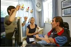 Paralysed Man Sends Tweets With His Eyes    Tony Nicklinson, a man with locked-in syndrome, has successfully communicated on the social network using eye-tracking technology.