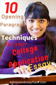 An opening paragraph is like the first impression you give or get when meeting someone new. It's one of the most important moments in your college essay. If your opening paragraph is confusing, boring or unconvincing, then you'll dig yourself into a huge hole and your essay will most likely never be read. Learn how to write a great opening paragraph with examples. #CollegeAdmissionsEssayExamples #GoodCollegeEssayExamples #HowtoWriteaCollegeEssay College Essay Examples, College Application Essay, High School Transcript, High School Curriculum, High School Schedule, High School Organization, College Admission Essay, Meeting Someone New