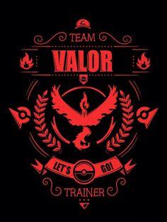 Team Valor || Moltres