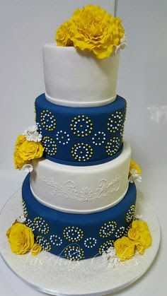 Best Picture For non traditional wedding cakes For Your Taste You are looking for something, and it is going to tell you exactly what you are looking for, and you didn't find that picture. Wedding Cake Images, Square Wedding Cakes, Themed Wedding Cakes, White Wedding Cakes, Unique Wedding Cakes, Beautiful Wedding Cakes, Wedding Cake Designs, Wedding Ideas, Wedding Prep