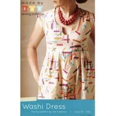 Schnittmuster: Washi Dress Santa Lucia Patterns