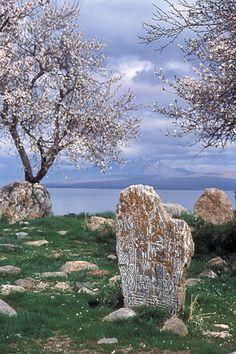 Akdamar Island, Lake Van, Turkey